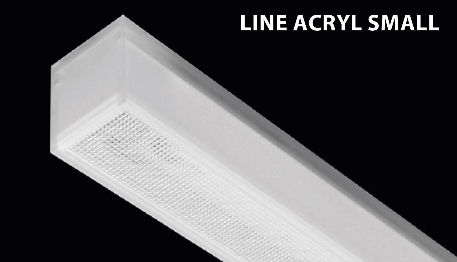 Line Acryl Small