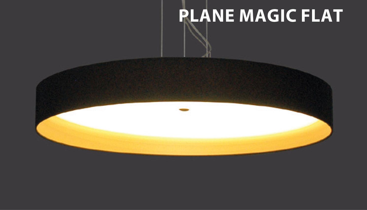 Plane Magic Flat