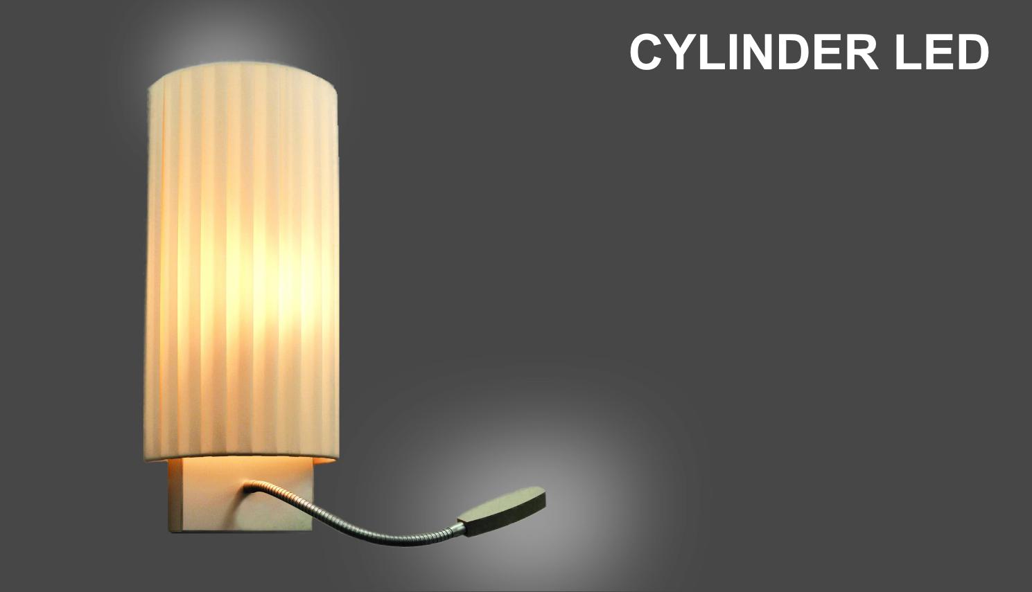 Cylinder LED