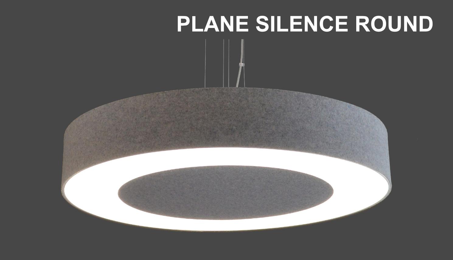PLANE SILENCE ROUND