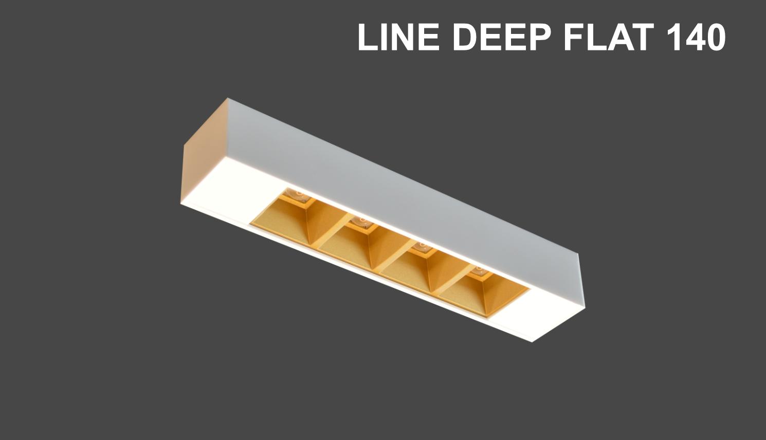 LINE DEEP FLAT 140