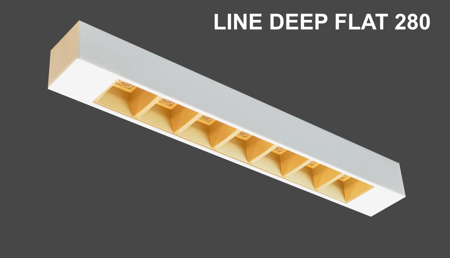 LINE DEEP FLAT 280