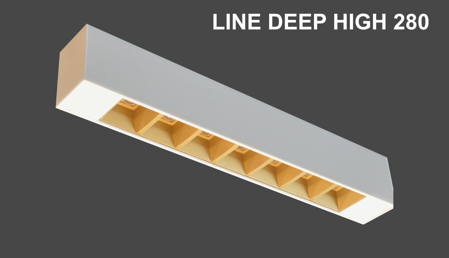LINE DEEP HIGH 280
